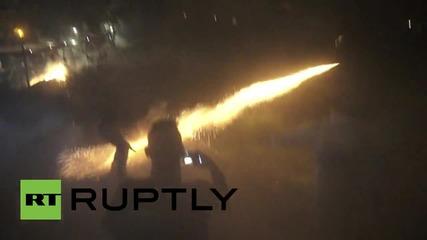 Битка с ракети в Гърция за празнуване на Великден