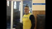 Открита тренировка Александър Усик