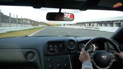 Nissan Gt-r – спринт до 100 км ч за 2,84 сек!