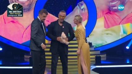 Петко напуска четвърти Къщата на VIP Brother 2018