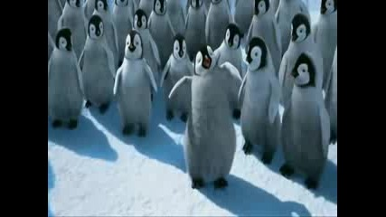 Happy Feet - Gangsta Gangsta
