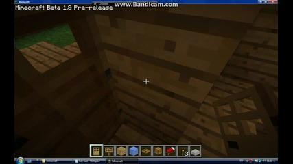Moia stroej na kushta na minecraft chast 3