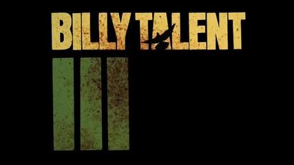 *текст и превод* Diamond on a Landmine lyrics - Billy Talent