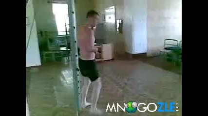 Сапунка в руска казарма