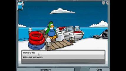 Misson 10 Club Penguin