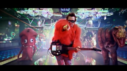 Muse - Panic Station (Оfficial video)