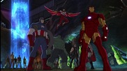Avengers Assemble - 2x25 - New Frontiers