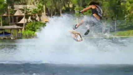 Адреналин! Воден скейт