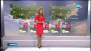 Прогноза за времето (12.02.2015 - централна)