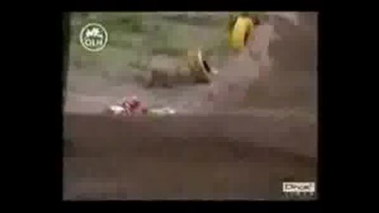 Gone Bad - The Best Motocross Crashes
