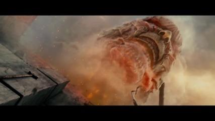 Attack on Titan Филмът Трейлър