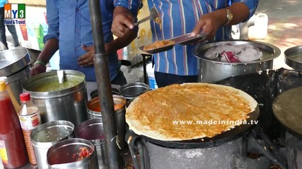 Бърза Храна на улицата в Мумбай - Jain Mysore
