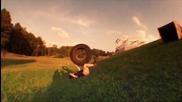 Огромна гума се стовари върху тестисите му.