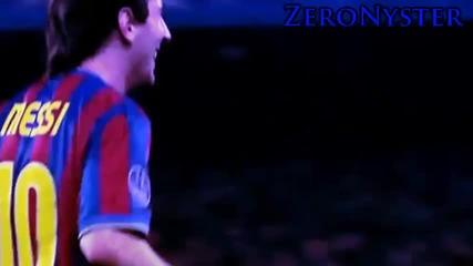 Cristiano Ronaldo vs Lionel Messi 2010 - 2011