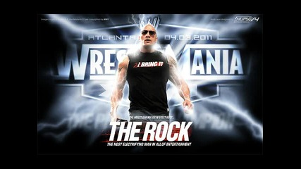 The Rock pic