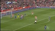 Челси направи нова крачка към титлата, а Венгер остана без победа срещу Моуриньо