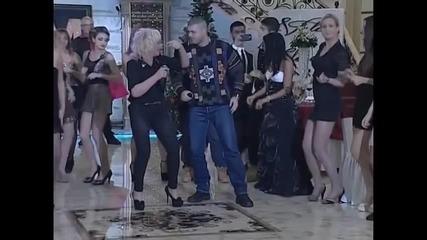 Vera Matovic i Juice - Verka + Juice - Novogodisnja zurka - (TvDmSat 2014)