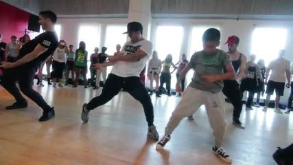 Anaconda - @nickiminaj Dance Video @mattsteffanina Hip Hop Choreography