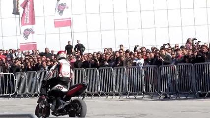 Ангиол Золтан стънт Пловдив 20.03.2010 част4