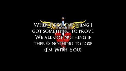 Bon Jovi - I'm With You (lyric Video)