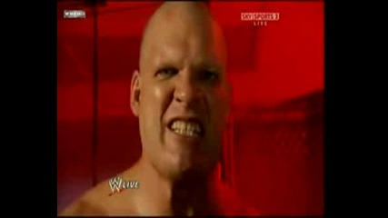 Kane With His Mask (09.15.08 Raw)