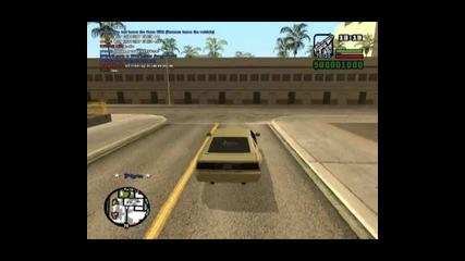 Gta San Andreas drift