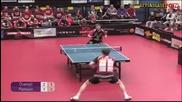 Най -добрия удар ,на тенис на маса завинаги!