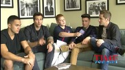 Tfk Kid Reporter Chats with Big Time Rush