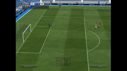 Гол на Fifa 13 Demo