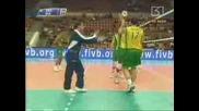 България Побед Бразилия С 3:0 На Волейбол