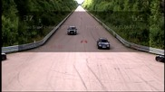 Jeep Srt - 8 vs Mercedes Clk63 Amg Black Series