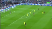 Барселона 3:0 Виляреал 08.11.2015