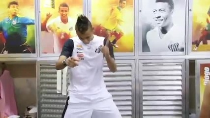 Neymar dans :d