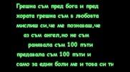 Преслава - Не Съм Ангел (караоке)