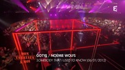 Gotye ft. Noemie Wolfs - Somebody That I Used To Know ( Taratata 2012-01-06 )