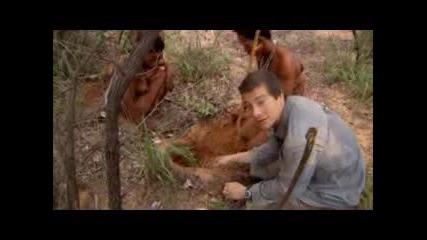 Ultimate Survival / Оцеляване на предела с Bear Grylls, Man vs. Wild, Сезон 4, Еп. 2, Namibia [2]
