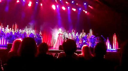 Sarah Brightman & Vincent Niclo: Hymn World Tour -sofia, 20.10.19 - The Phantom Of The Opera