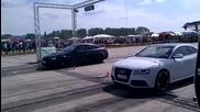 Audi и Bmw - на линията !