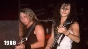 Metallica James Hetfield Battery Vocal Change