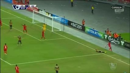Арсенал - Сингапур 4:0