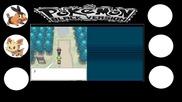 pokemon black adventure ep.4 Битка с приятелите и среща с лидера на залата в Striaton city