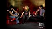 Dave Mustaine (Megadeth) Interviewed By Dave Navarro Part 2