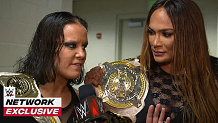 No surprises for Jax & Baszler: WWE Network Exclusive Oct. 19, 2020