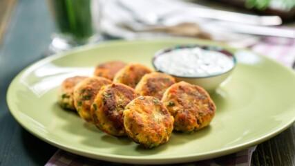 Бон Апети | Колумбийски царевични хлебчета със сирене