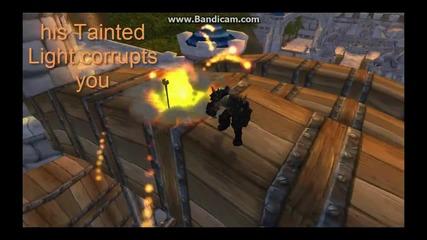 Tainted Light (world Of Warcraft Parody).