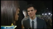 Taylor Lautners - New Moon Premiere