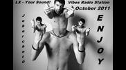 • Мощен Български Progressive Сет - Lx - Your Sound October 2011 ! •
