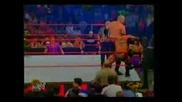 Batista vs. Kane - WWE RAW 21.03.05