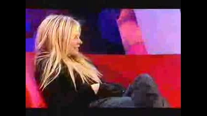 Avril Lavigne On The Spot