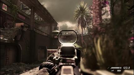 Call of Duty Ghosts кампания мисия 3 част 1